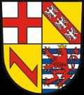 Wappen Landkreis Merzig-Wadern