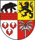 Wappen Landkreis Anhalt-Bitterfeld