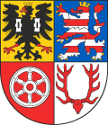 Wappen Landkreis Unstrut-Hainich-Kreis