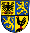 Wappen Landkreis Ilm-Kreis