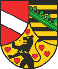 Wappen Landkreis Saale-Holzland-Kreis